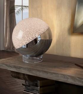 Sobremesa SPHERE 1 luz led 20cm. - Schuller