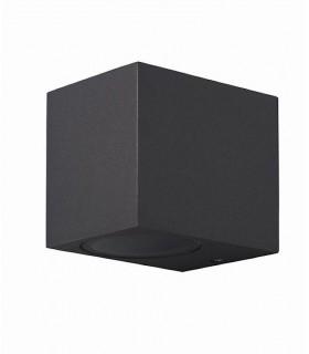 Aplique exterior Kandanchú 6516 Mantra gris oscuro 1L