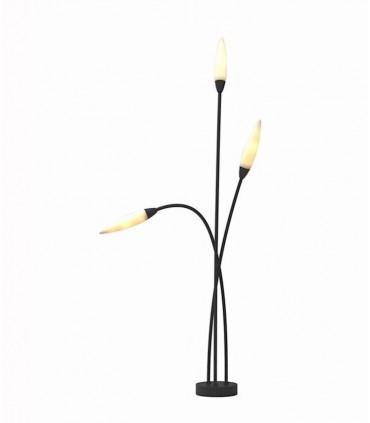 Lámpara de pie exterior espiga 3 luces de Mantra