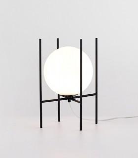 Lámpara de sobremesa Pinna negro