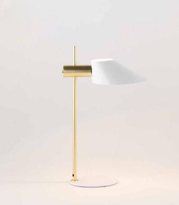 Lámpara sobremesa Cohen Gold S1196 - Aromas