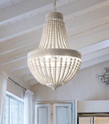 Lámpara Monet Bianco Ø50cm