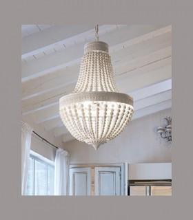 Lámpara Monet Bianco 5L Ø40cm