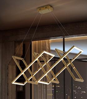 Lámpara LIMUS oro led - Schuller