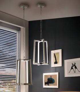 Lámpara KUMA inox led - Schuller