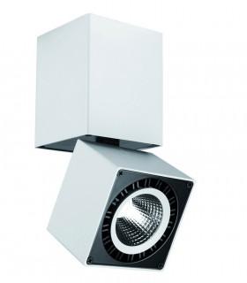 Foco de Superficie LED Orientable COLUMBRETES Cuadrado 12W Mantra