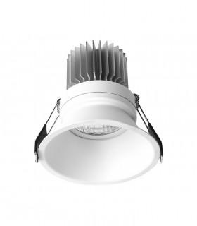 Foco Empotrable FORMENTERA  LED 12W Blanco Fijo Mantra