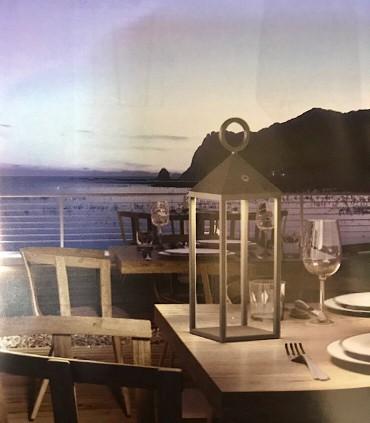 Lámpara de mesa Astún 6491 exterior recargable - Mantra
