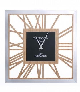 Reloj de Pared Cuadrado 60X60cm