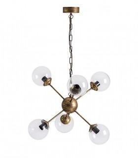 Lámpara de techo Lingen 60cm