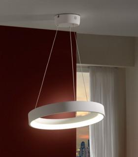 Lámpara CRONOS blanco - Schuller