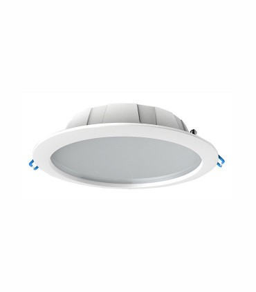 Downlight IP44 GRACIOSA 15.3W Blanco 18cm Mantra