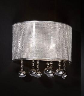Aplique ANDROMEDA  2 luces - Schuller 174631