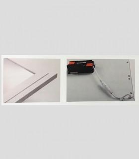 Detalle Panel techo LED 80W SMD 60x120 4000K Blanco
