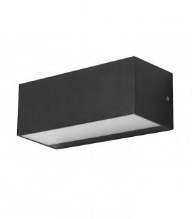 Aplique para exterior gris oscuro 23cm E-27