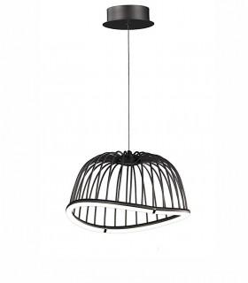 Lámpara Celeste de Mantra Iluminación en negro 20w