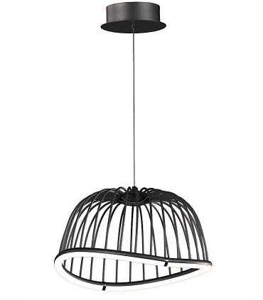 Lámpara Celeste de Mantra Iluminación mediana en negro 30w