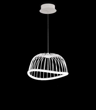 Lámpara Celeste de Mantra Iluminación pequeña en blanco 20w