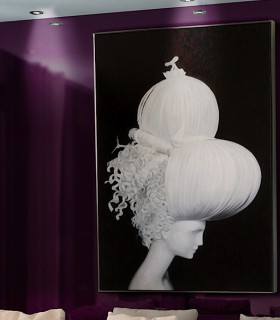 Lienzo impreso TALIA 110x150 - Schuller