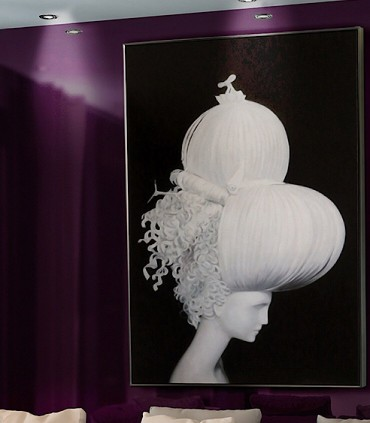 Lienzo impreso TALIA 110x150 - Schuller 316918