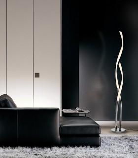 Imagen de ambiente: Lámpara de pie ARMONÍA 30W 6730 Mantra