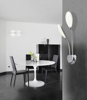 Aplique 2 led LUCILA - Schuller