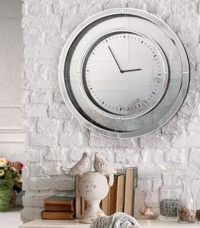 Reloj redondo LLUVIA 50cm. - Schuller