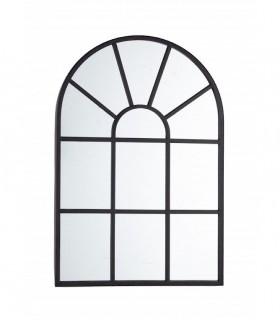 Espejo con marco ventana 58x86.