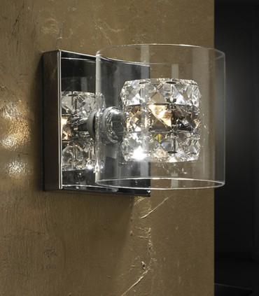Aplique FLASH 1 luz - Schuller 391218