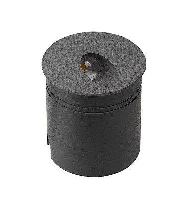 Foco Aspen 3W Gris Oscuro Señalizador IP65 7021 Mantra