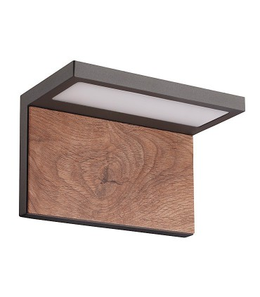 Aplique pared RUKA led IP-54 6770 Mantra