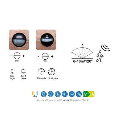 Características Sensor 6774 Ruka Mantra