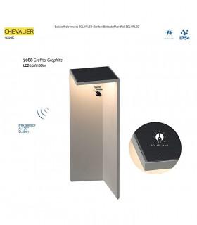 Baliza CHEVALIER SOLAR IP54 c/sensor 7088 Mantra