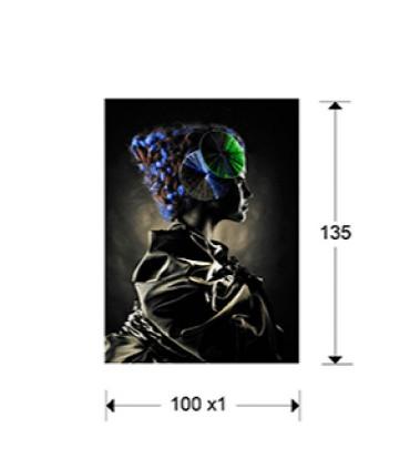 Medidas fotografía Geisha 100x135 de Schuller.