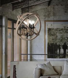 Lámpara CORDA SP6 de Ideal Lux
