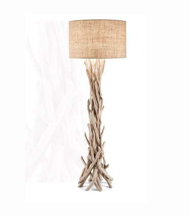 Lámpara de pie DRIFTWOOD PT1 de Ideal Lux