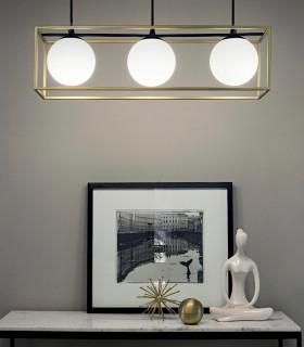 Lámpara LINGOTTO SP3 Ideal Lux