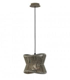 Lámpara techo POLINESIA 7131 Ø30 Mantra