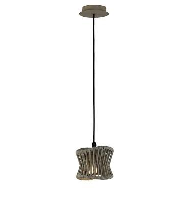 Lámpara colgante POLINESIA 7132 Ø18 Mantra