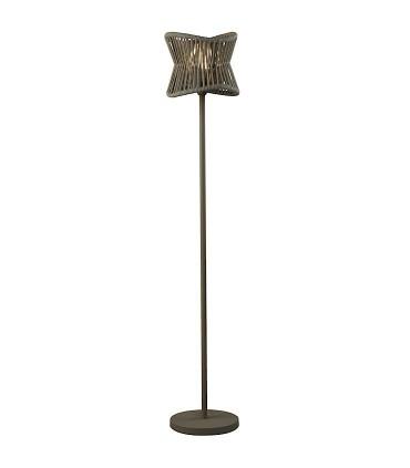 Lámpara de pie POLINESIA 7138 Ø30 Mantra