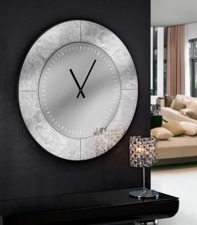 Reloj AURORA plata - Schuller