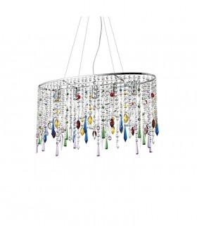 Lámpara RAIN SP5 Color de Ideal Lux