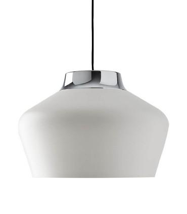 Lámpara de techo RAFOL Blanco Ø41cm