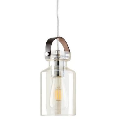 Lámpara de techo JANA Champagne Ø12cm