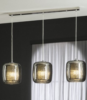 Lámpara AQUA 3 luces - Schuller