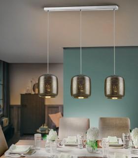 Lámpara VIAS 3 luces - Schuller