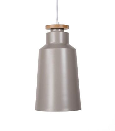 Lámpara de techo ALCORA light cofee Ø20cm