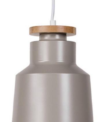 Detalle Lámpara de techo ALCORA light cofee Ø20cm