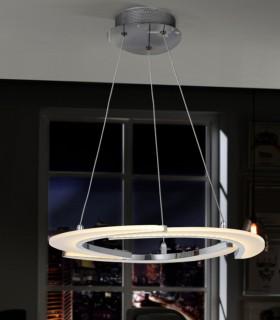 Lámpara ALDAIR 3 luces cromo - Schuller