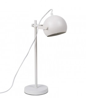 Lámpara sobremesa RIOSA blanco Somcasa